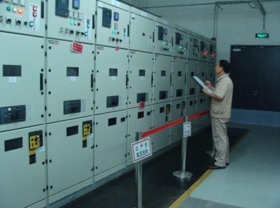 物业水泵集水井电路图